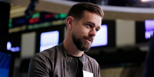 Jack Dorsey backs $10 million round for token offering platform CoinList