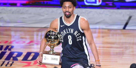 Tokenization of NBA star Spencer Dinwiddie's contract is back on