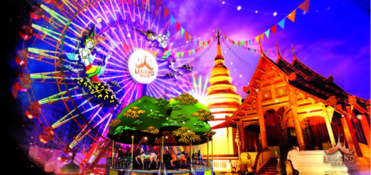 Via East West Capital brings security tokens to Legend Siam theme park