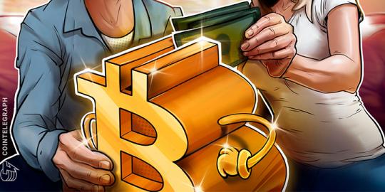 Couple and Bitcoin