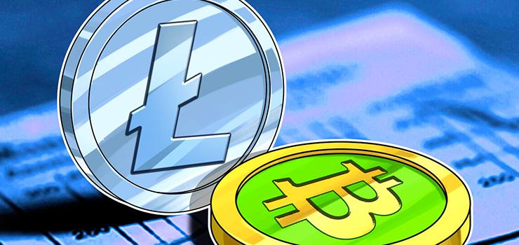 Litecoin and Bitcoin